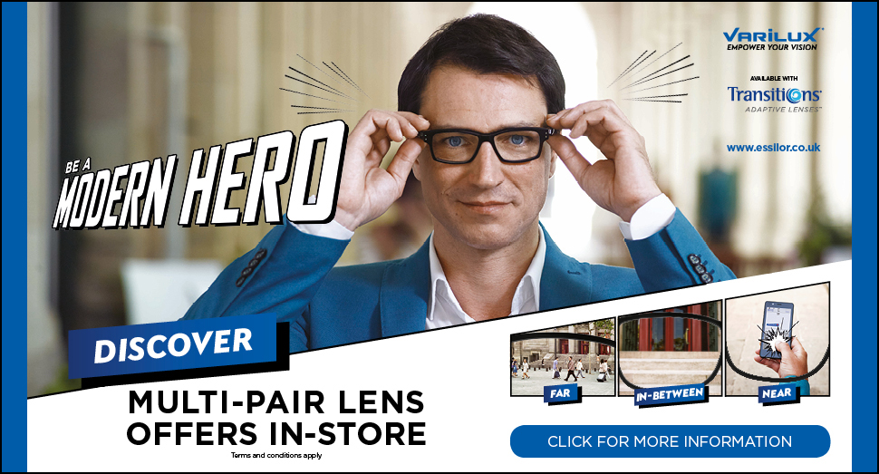 MULTI PAIR LENS OFFER IN STORE